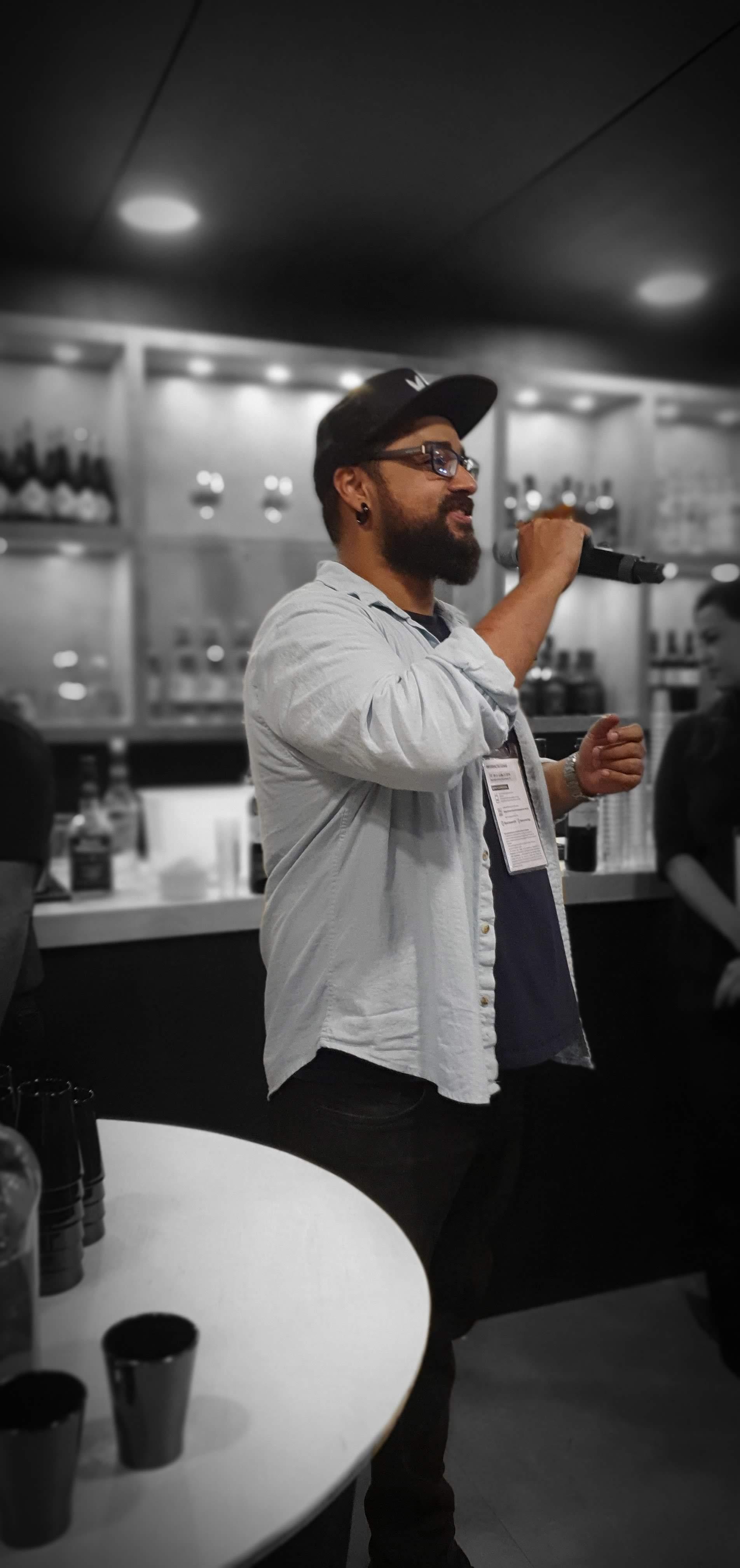 Rodolfo Bob - Bar Convent São Paulo 2019