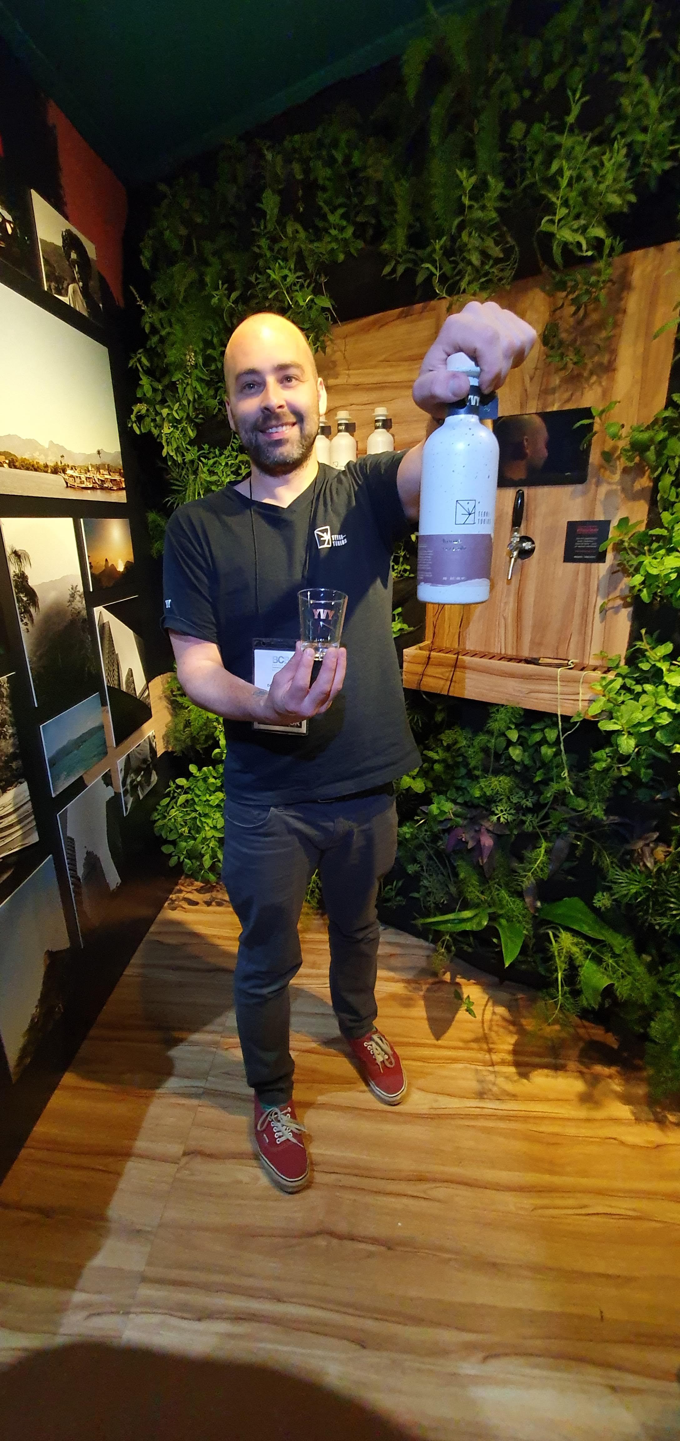 Darren Rook - Bar Convent São Paulo 2019
