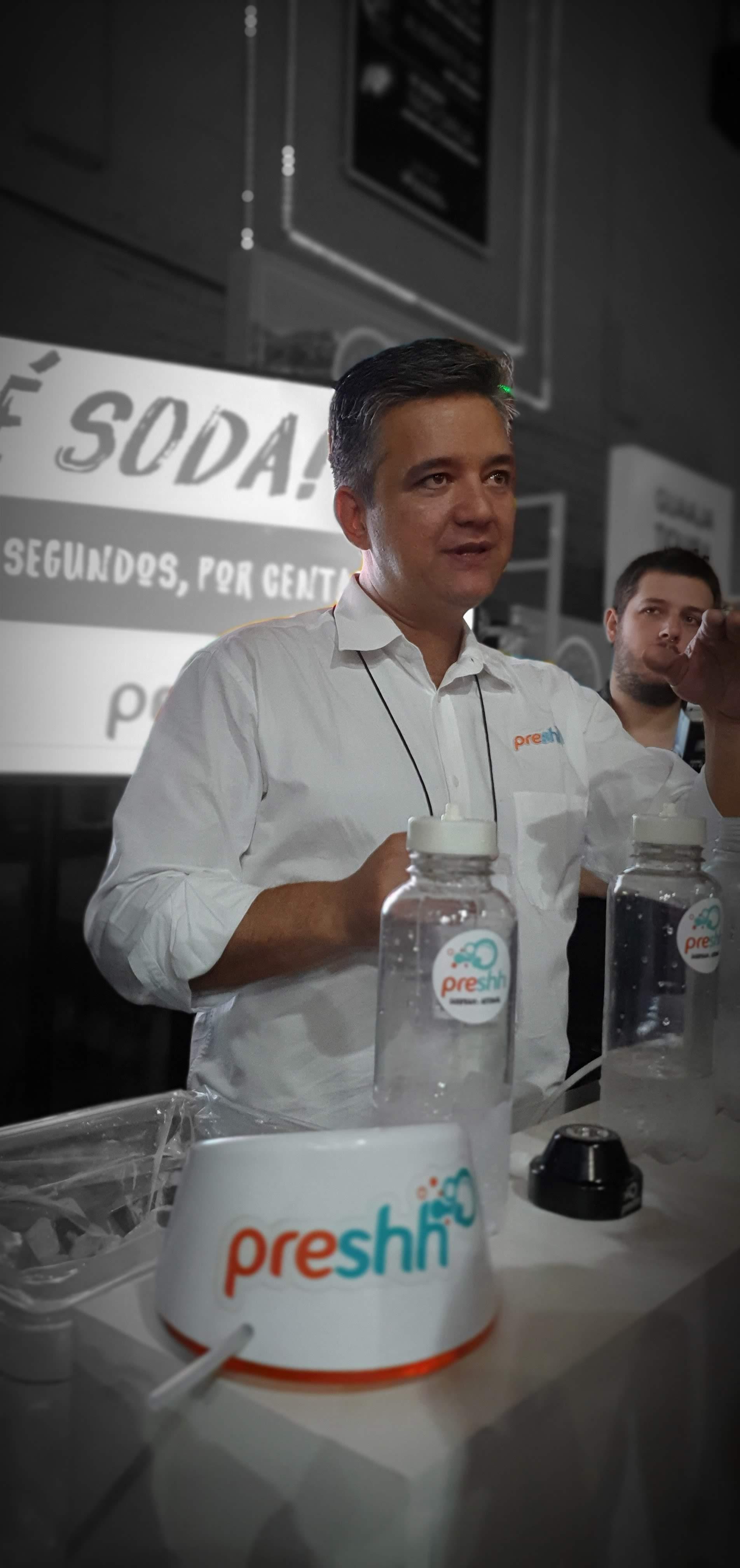 Leopoldo (Presh) - Bar Convent São Paulo 2019