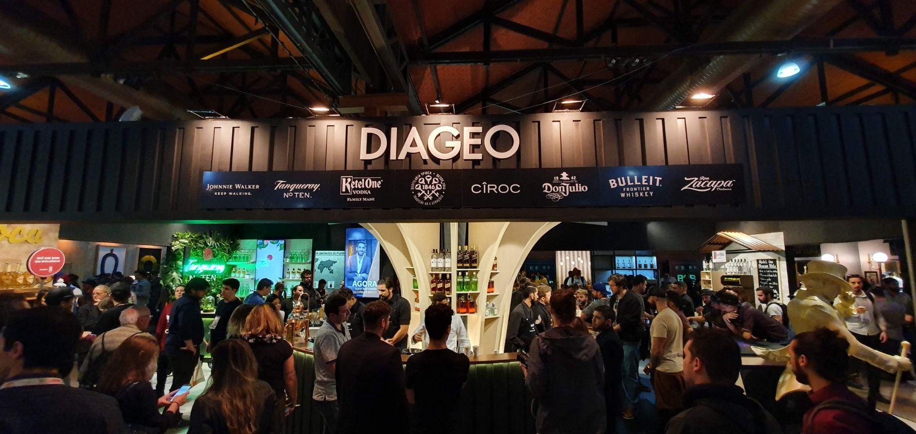 Bar Convent São Paulo 2019 - Diageo