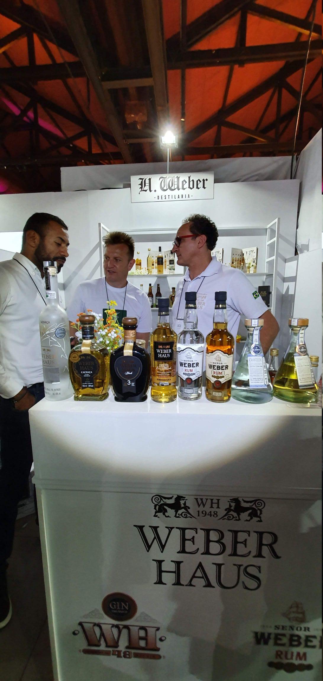 Evandro Weber e Marcelo Pelisson - Bar Convent São Paulo 2019