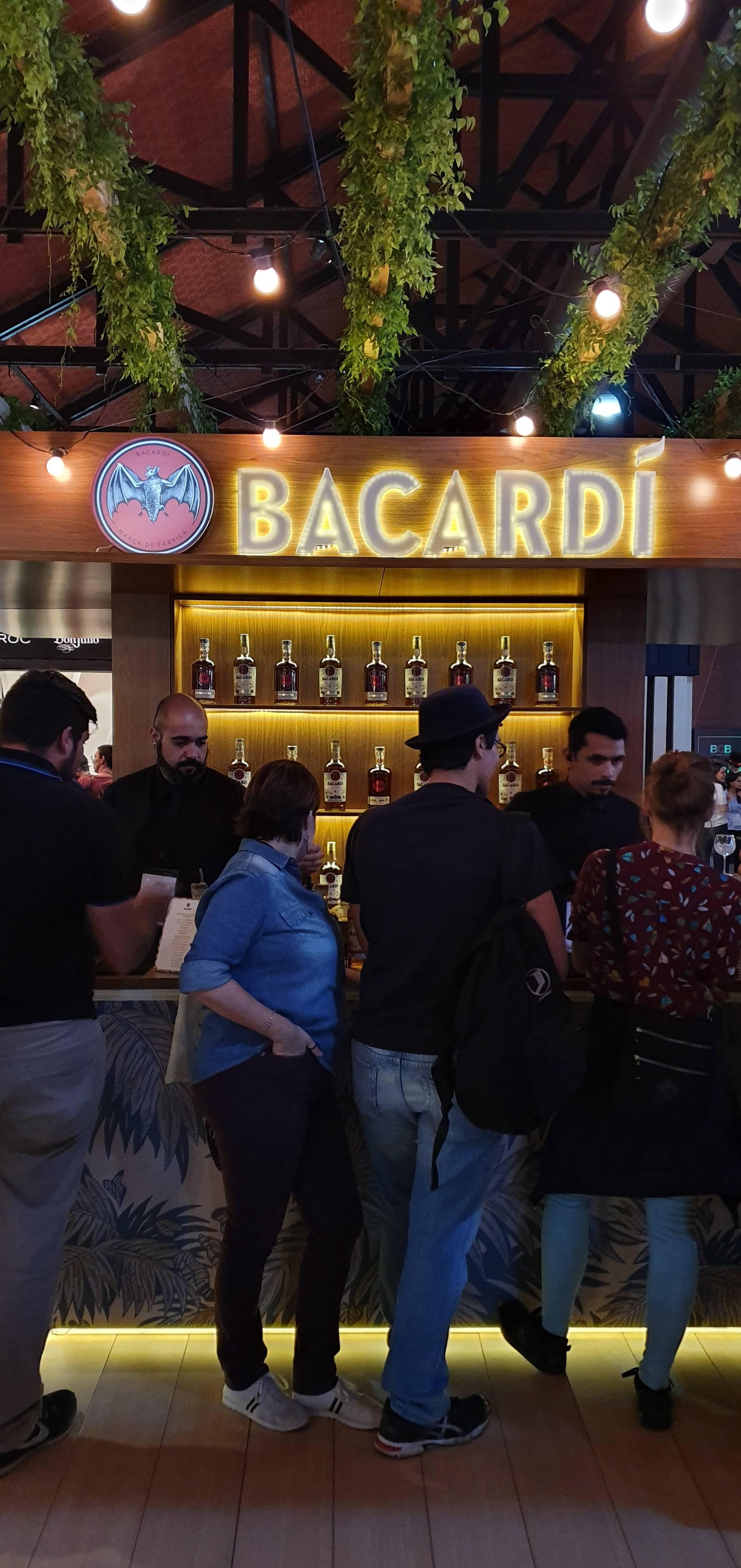 Bar Convent São Paulo 2019 - Bacardi