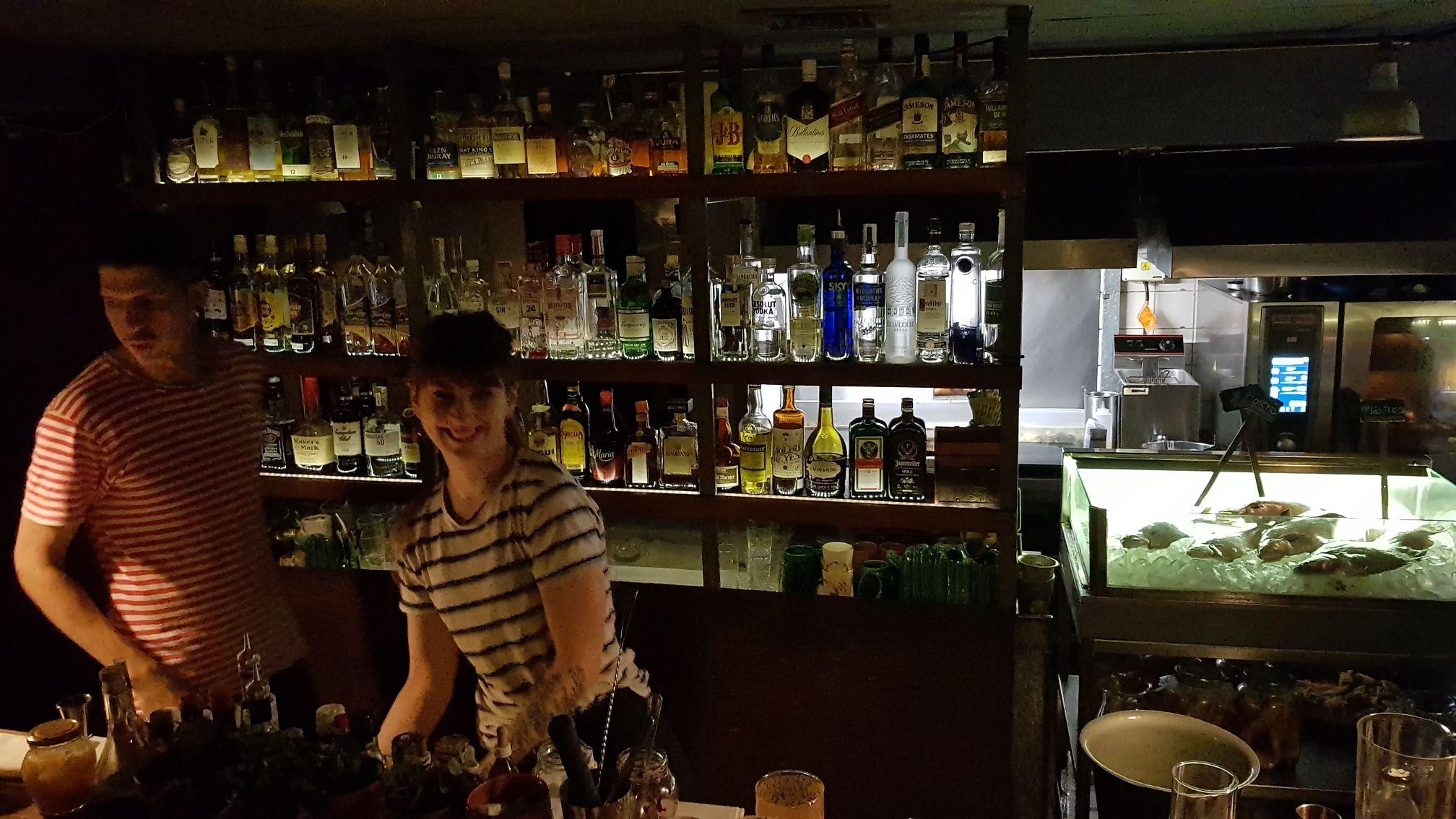 Bartenders - Floreria Atlântico