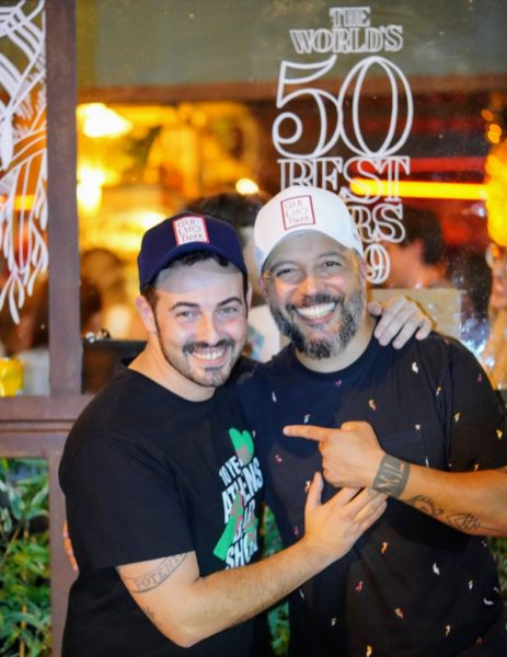 Mario Farulla e Marcio Silva