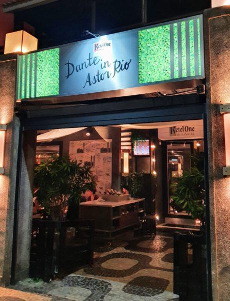 Fachada do Astor Rio, Dante NYC in Astor Rio