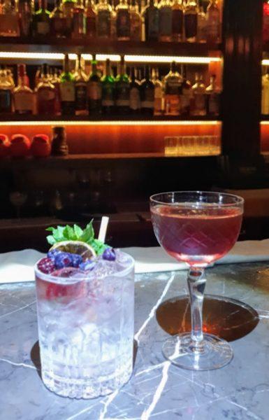 Cocktails: Patagônia Fix e Manhattan na barra do Presidente Bar