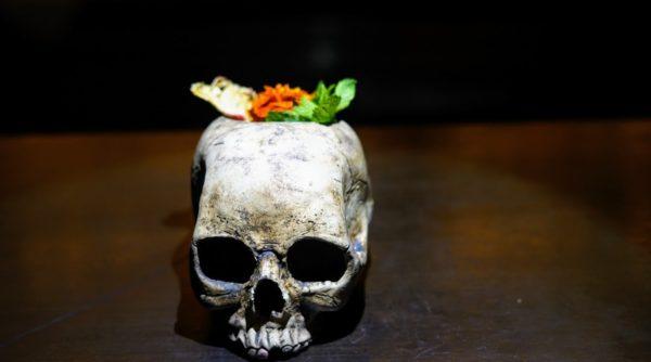 Morgan Skull no speakeasy do Presidente Bar