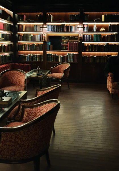 Salón Presidencial – Speakeasy do Presidente Bar