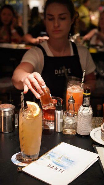 Liana Oster, Head Bartender Dante NYC, Rio de Janeiro