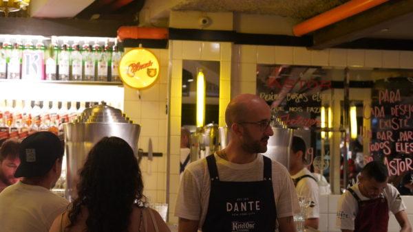Fabio La Pietra, Astor e SubAstor, Dante NYC in Astor Rio, Rio de Janeiro
